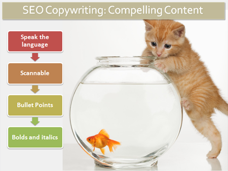 Make your content compelling
