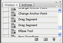 History X Feature in Photoshop CS3