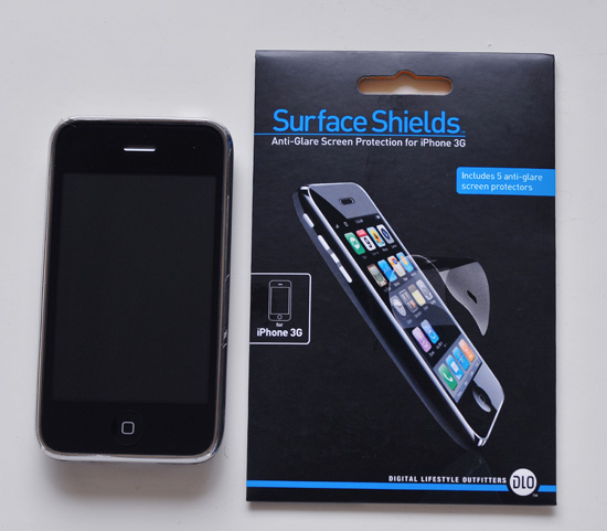 DLO Surface Shield iPhone 3G