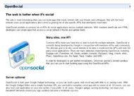 Yahoo Signing Up For OpenSocial?
