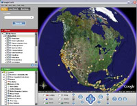 EPA Maps Air Pollution With Google Earth