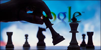 Google News Played by Foreign Sources?
